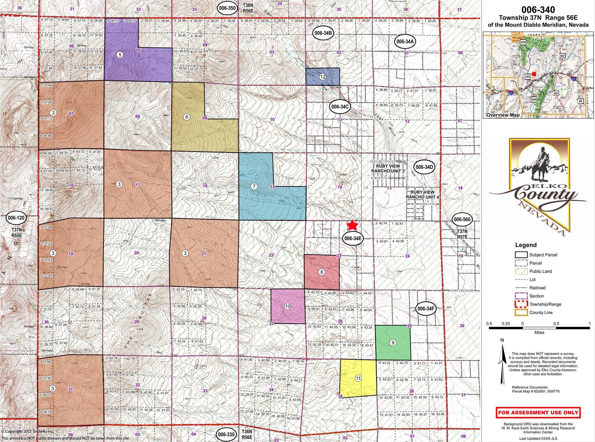 874673_watermarked_T37N R56E Sec23 E2NW4NE4 County Section Map.jpg